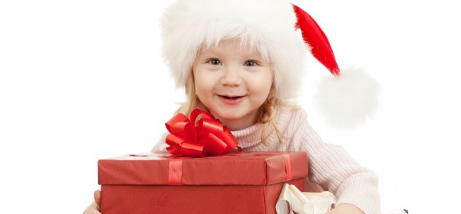 Традиция Gofuckbiz.com - Подарки деткам к Новому Году 2014!