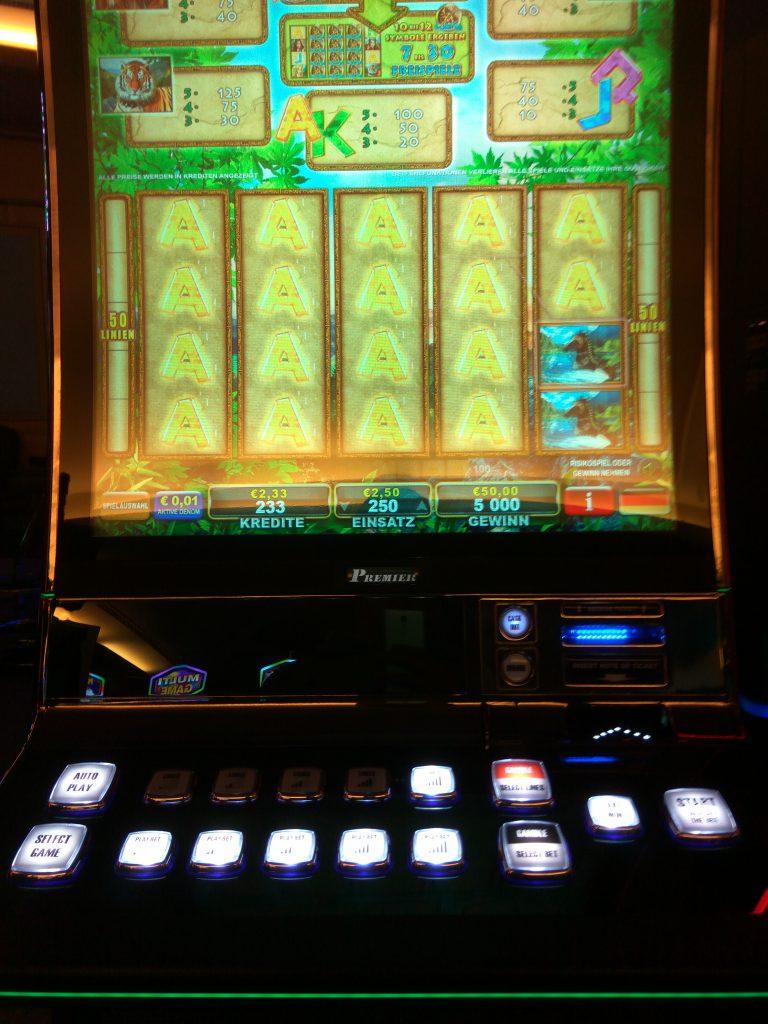 Игровые автоматы в Германии