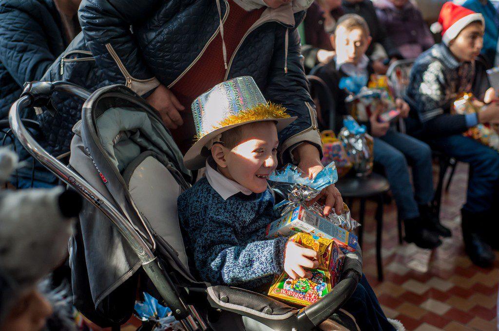Подарки деткам к Новому Году 2018! Ежегодная традиция от gofuckbiz.com