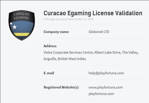 curacao-online-casino-license