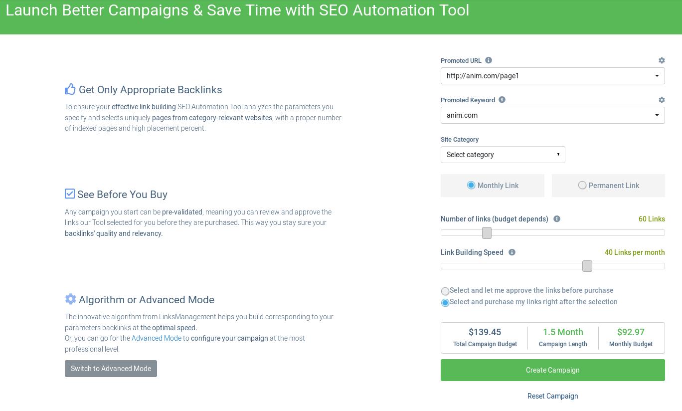 LinksManagement – топовые бурж ссылки для гемблинг сайтов