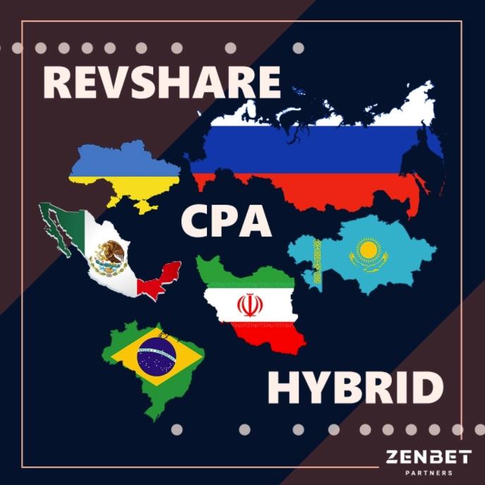 ZENBET PARTNERS – партнерская программа от прямого рекламодателя